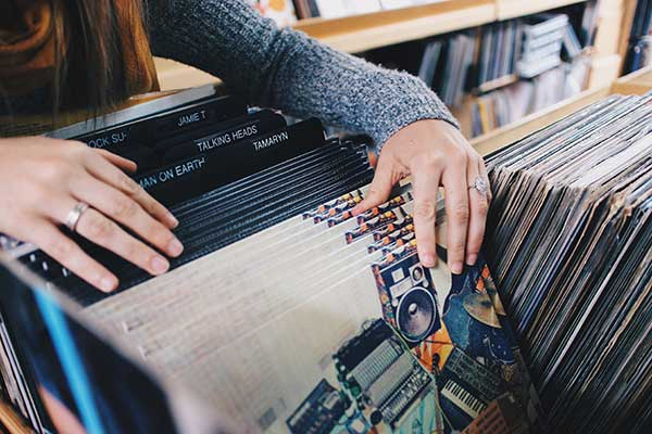 Great records already exist. You just have to find them!